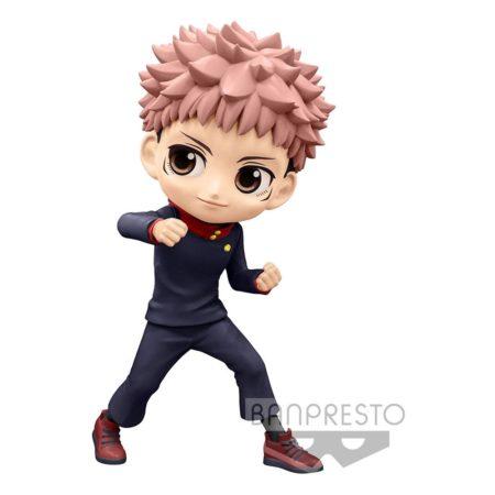 jujutsu Kaisen Q Posket Mini Figure Yuji Itadori