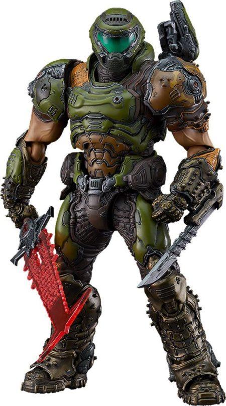 Doom Slayer Figma Figure