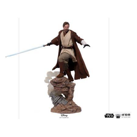 Star Wars Deluxe BDS Art Scale Statue 1/10 Obi-Wan Kenobi