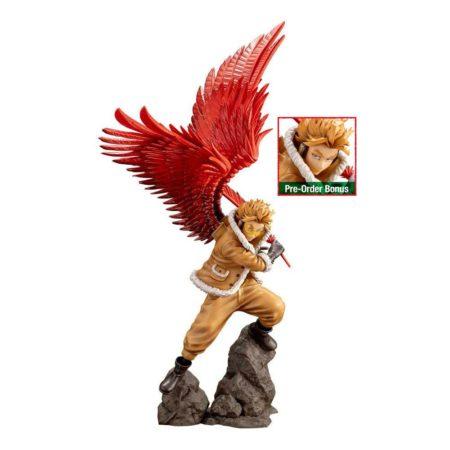 My Hero Academia ARTFXJ Statue 1/8 Hawks Bonus Edition