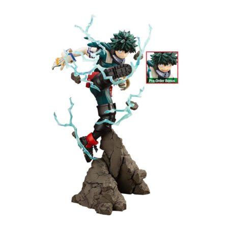 My Hero Academia ARTFXJ Statue 1/8 Izuku Midoriya Ver. 2 Bonus Edition