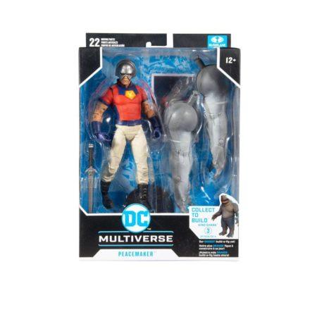 McFarlane Toys Suicide Squad Build A Action Figure Peacemaker