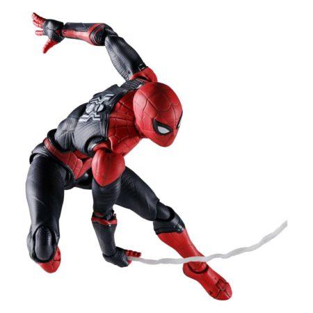 Spider-Man: No Way Home S.H. Figuarts Spider-Man Upgraded Suit (Special Set)