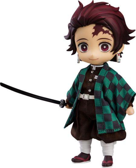 Demon Slayer: Kimetsu no Yaiba Nendoroid Doll Action Figure Tanjiro Kamado